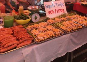 週末は野外マーケット【Saigon Central Market】へ行ってみよう