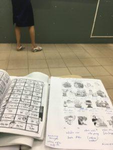 格安でベトナム語が学べるホーチミン人文大学夜間コースがオススメ。