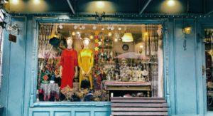 ベトナムホーチミンで可愛いカジュアルアオザイが購入できる【Rosemary】