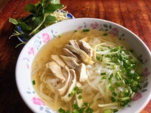 ベトナムホーチミンでオススメの鳥肉のフォー【 Phở Gà 43】