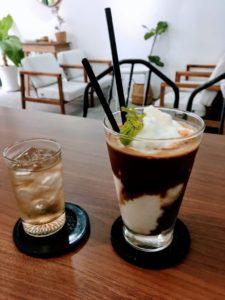 ベトナムコーヒーを使用した変わり種ベトナムドリンク