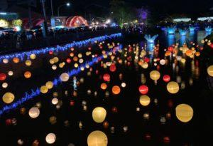 台南の月津港燈節(YueJin Lantern Festival)に行ってみた