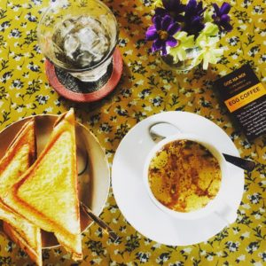 ベトナムホーチミンでエッグコーヒー(Ca phe trung)を飲むなら【Goc Ha Noi】