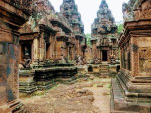 カンボジア・アンコールワット遺跡群巡り滞在記【2日間】