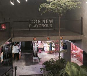 ベトナムローカルブランドの集まるファッション地下街【The New Playground】